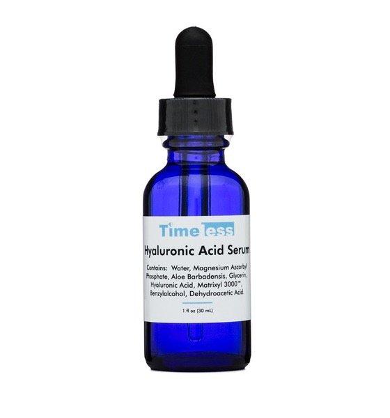 Timeless Skin Care Hyaluronic Acid + Vitamin C Serum 1 oz (30 ml)