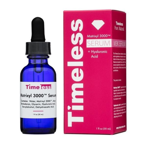 Timeless Skin Care Matrixyl 3000 Serum 30ml 1 oz