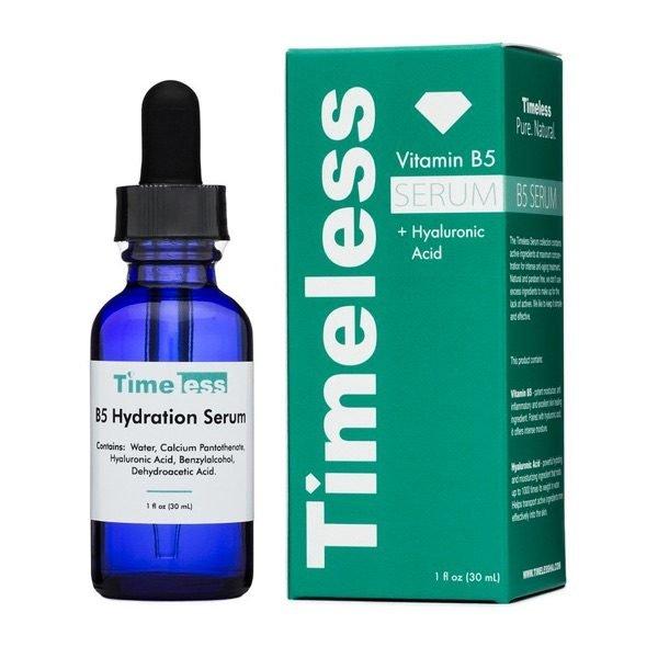 Timeless Skin Care Vitamin B5 Serum 1 OZ (30 ml) 2