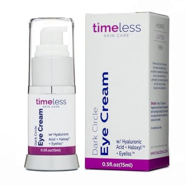 Timeless Skincare Dark Circle Eye cream 0.5 oz 15 ml 2