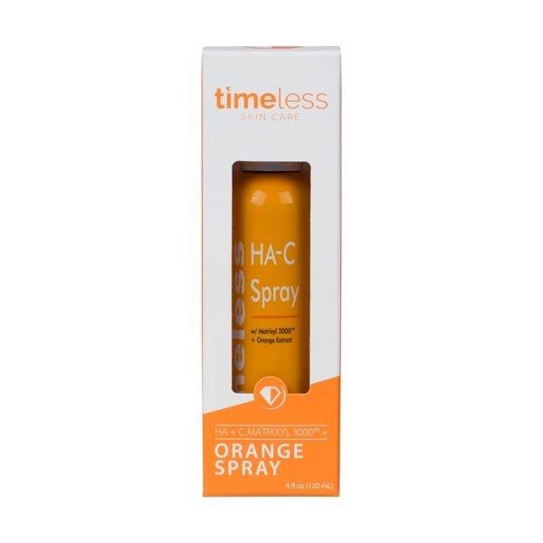 timeless HA Matrixyl 3000™ w: Orange Spray (120 ML) 2