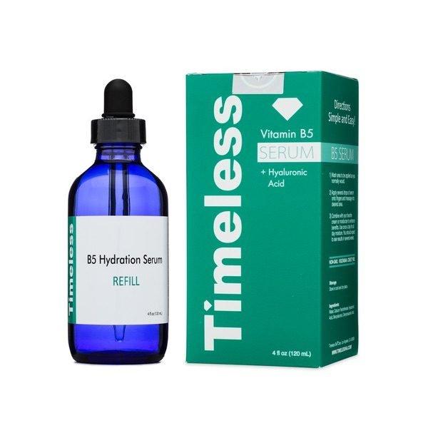 timeless Vitamin B5 + HA Serum Refill (120 ML) 2